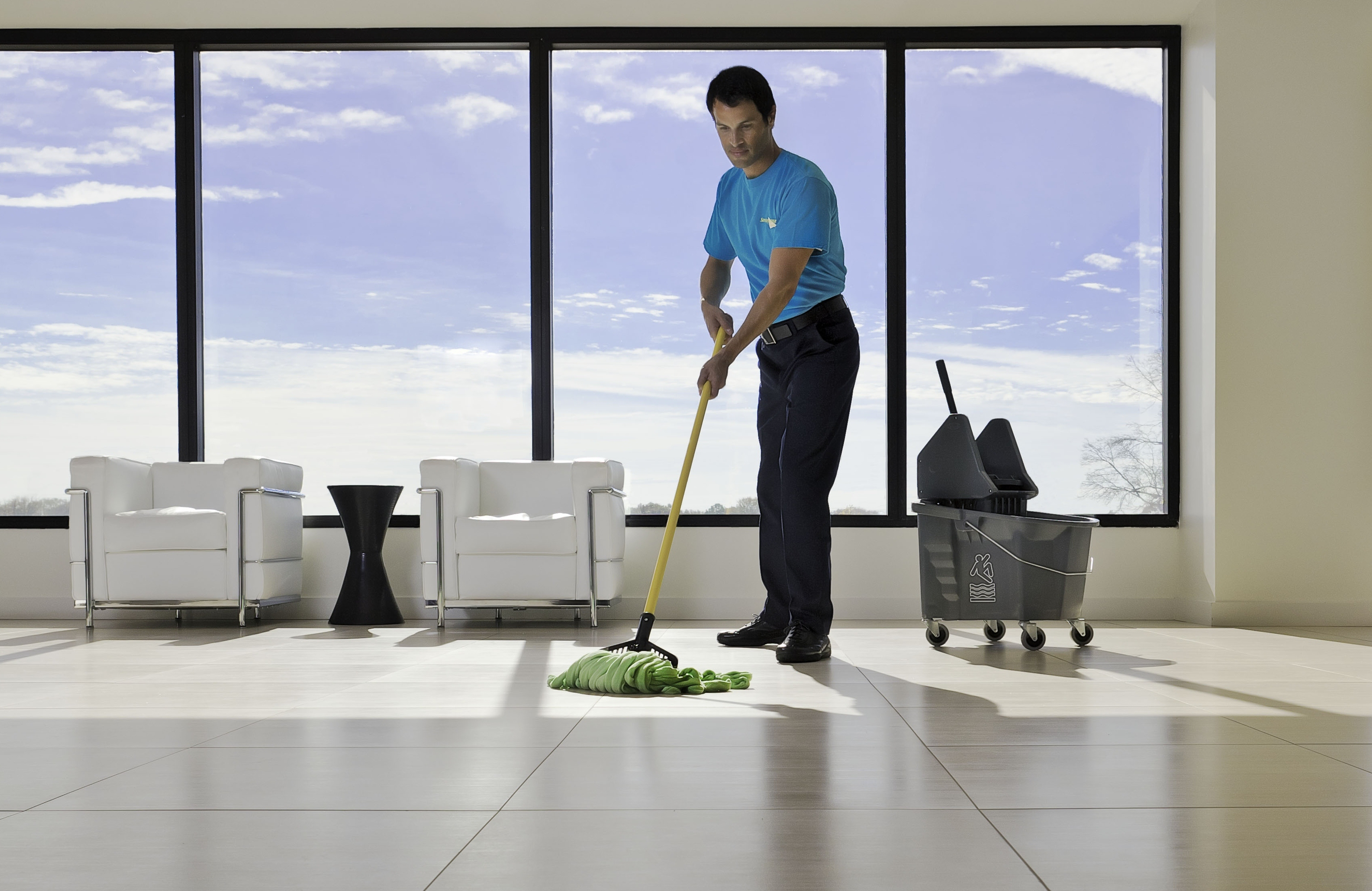 The 5 modern rules of commercial cleaning